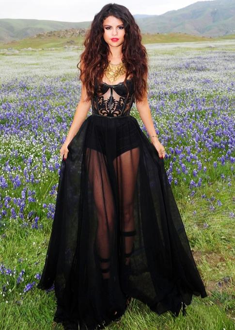 Kristian Aadnevik Selena Gomez 16