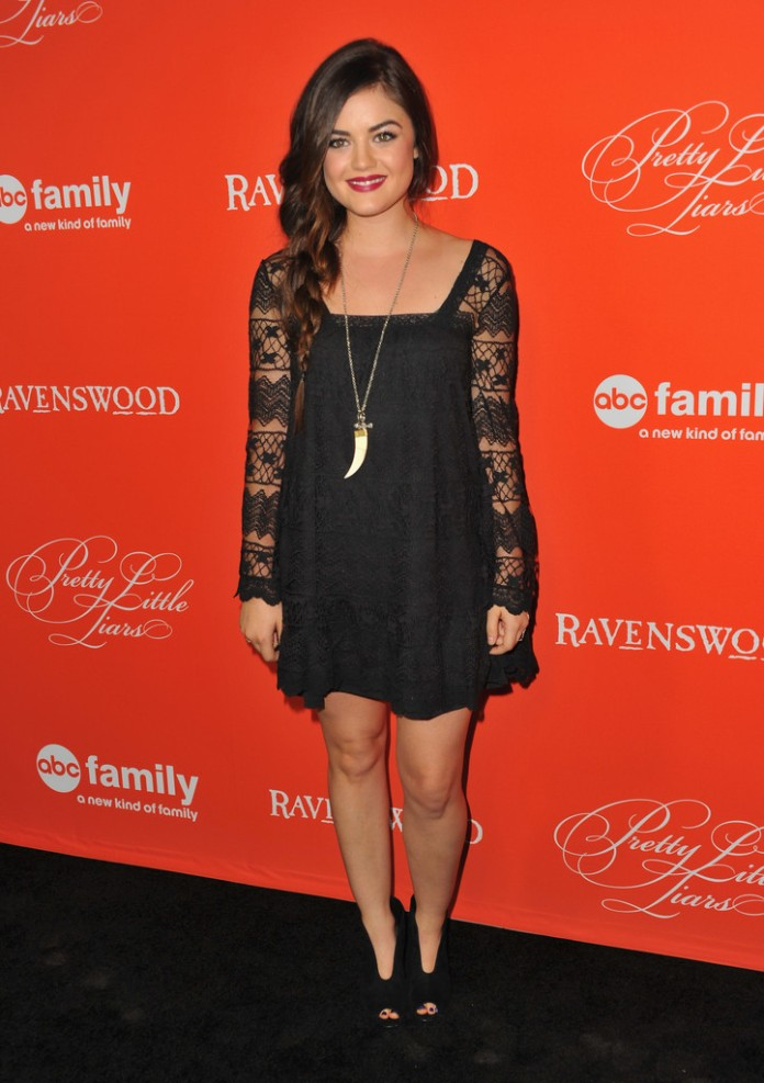 Lucy+Hale+Screening+ABC+Family+Pretty+Little+W2qSEIb1A7ix