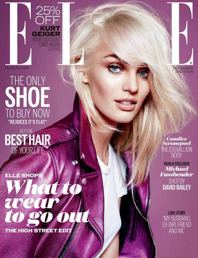 Candice-Swanepoel-Covers-Elle-UK-December-2013-1