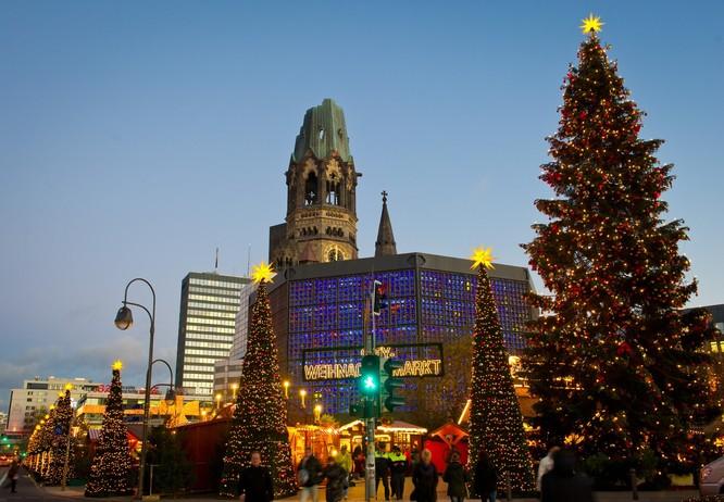 Eröffnung der Berliner Weihnachtsmärkte