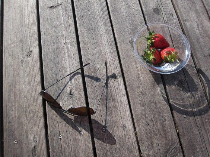 Jordbær 1Cookies